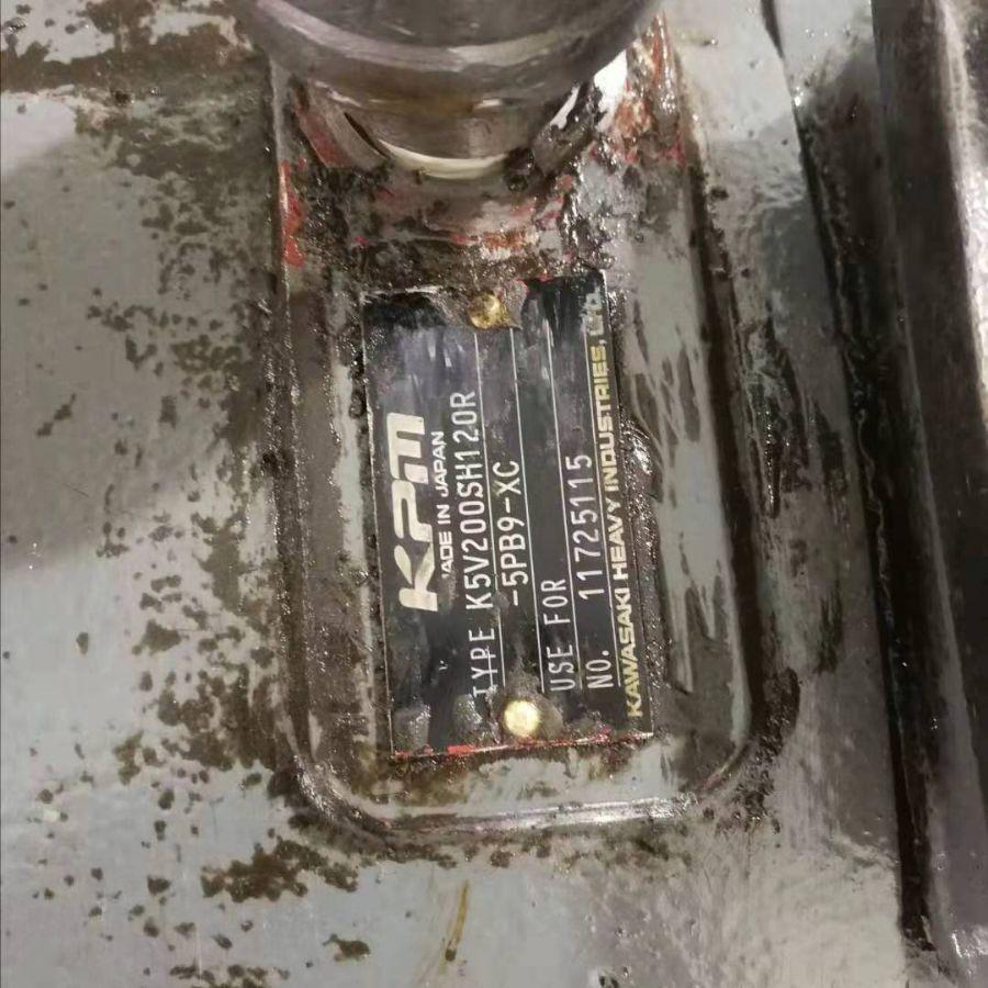 装载机液压泵维修维修川崎K5V200SH120R-5PB9-XC