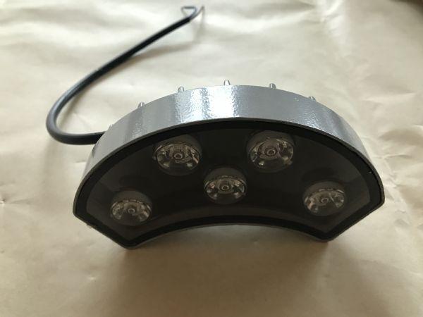中山LED扇贝瓦楞灯5W防水瓦片灯S005
