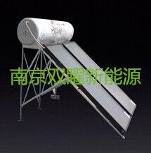 承压一体式平板太阳能热水器