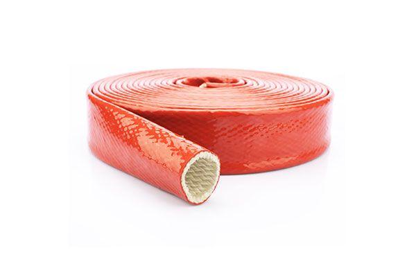 管筒式耐高温绝缘防火套管