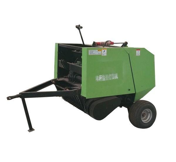 粉碎打捆一体机秸秆麦草粉碎打捆机