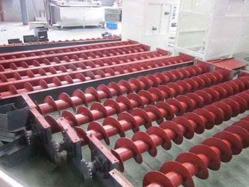 螺旋输送机,不锈钢螺旋输送,无轴螺旋输送机